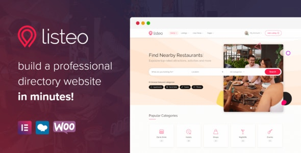 [nulled] Listeo v1.6.05 - Directory & Listings With Booking WordPress