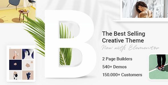 [nulled] Bridge v25.6 - Creative Multi-Purpose WordPress Theme