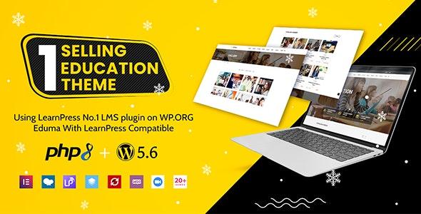 [nulled] Eduma v4.3.6 - Education WordPress Theme