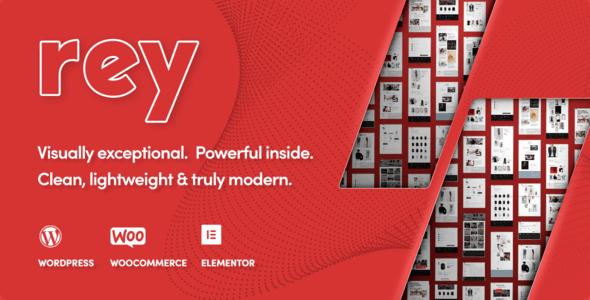 [nulled] Rey v2.0.0 - Fashion & Clothing, Furniture WordPress Theme