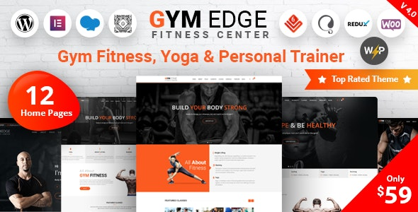 [nulled] Gym Edge v4.2.2 - Gym Fitness WordPress Theme
