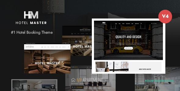 [nulled] Hotel Master v4.1.2 - Hotel Booking WordPress Theme