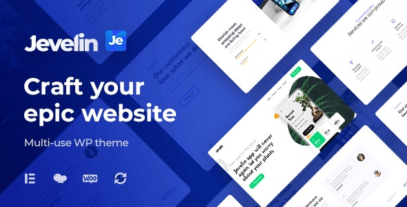 [nulled] Jevelin v5.0.2 - Multi-Purpose Premium Responsive Theme