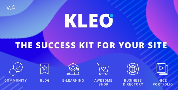 [nulled] KLEO v5.0.1 - Next level WordPress Theme